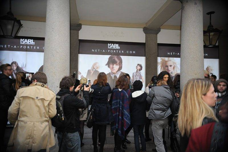Karl Lagerfeld NET-A-PORTE London - Lovexposed Photography
