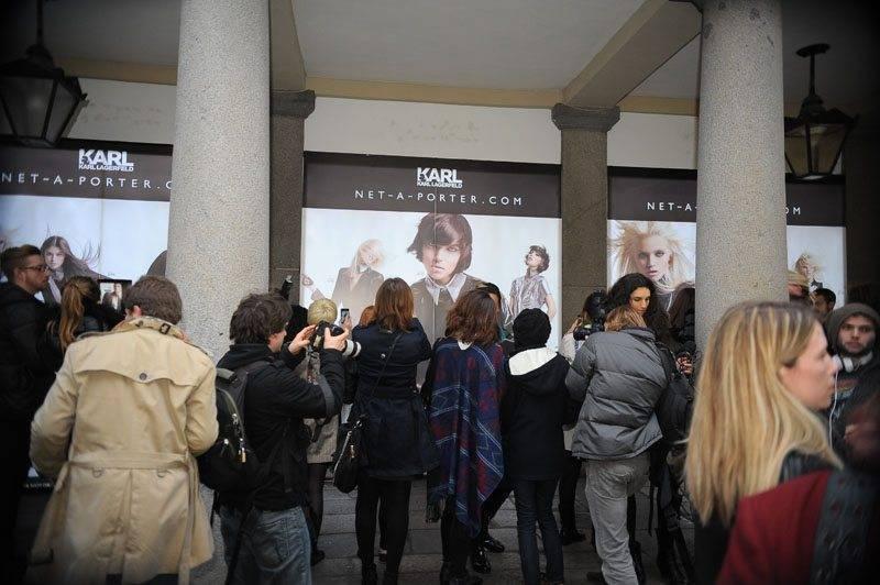 Karl Lagerfeld NET-A-PORTE London - Lovexposed Photography