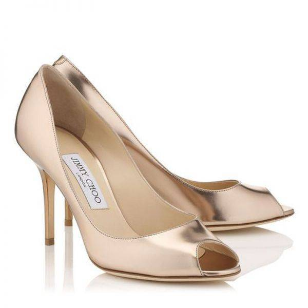 Designer Wedding Shoes by Jimmy Choo
