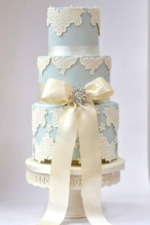 Vintage Lace Cake Design : Clodagh s blog: vintage wedding cake toppers beach ...