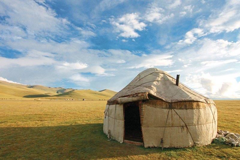 Kyrgystan-yurt1