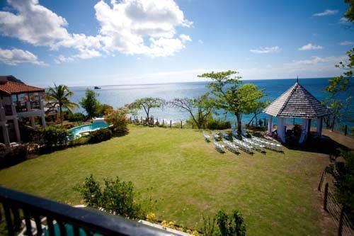 Honeymoon in St Lucia