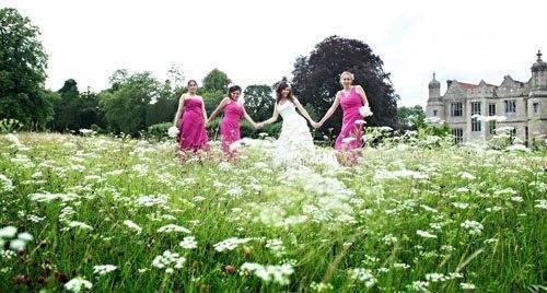 Spring Weddings Ideas Come Into Bloom