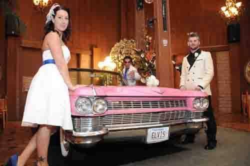 Wedding In Las Vagas