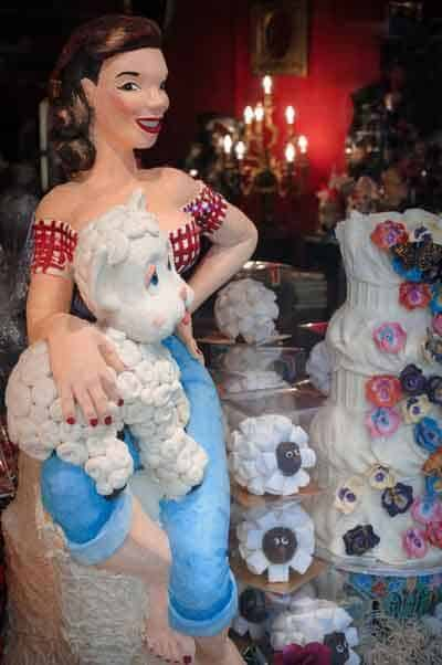 Choccywoccydoodah - Mary had a little Lamb