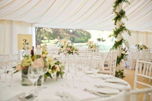Luxury Wedding Marquee