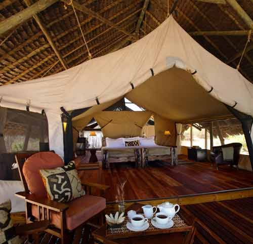 Luxury African Honeymoons