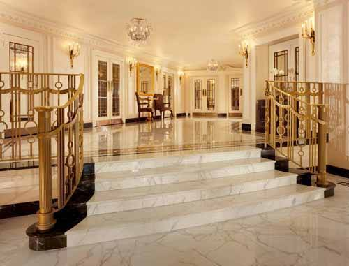 Ballroom Entrance At The Dorchester