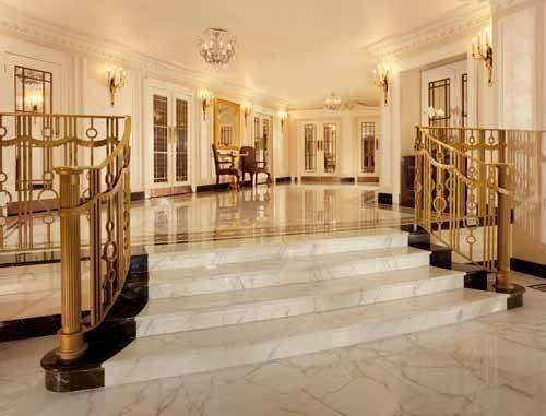 Ballroom Entrance At The Dorchester