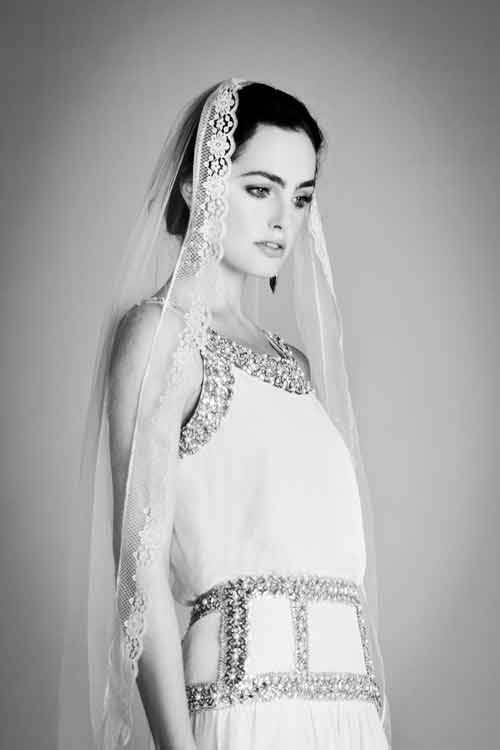 Temperley London Ophelia Bride