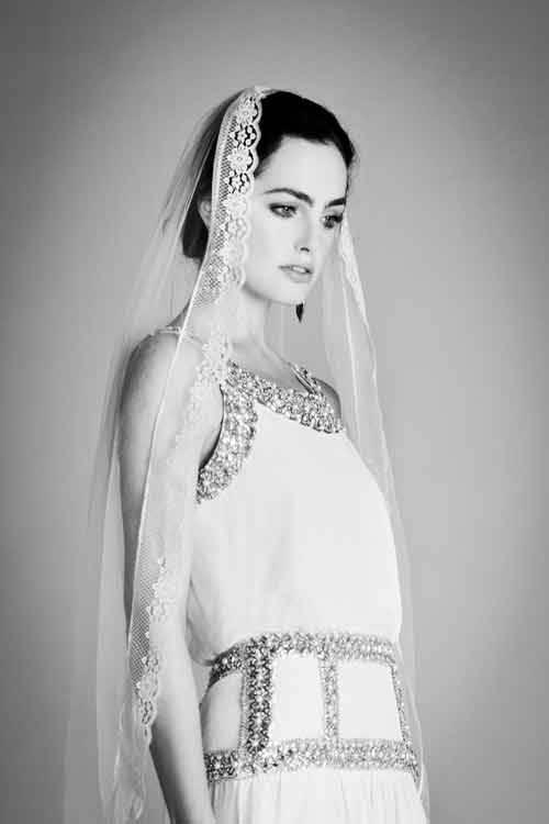 Temperley London Ophelia Bride