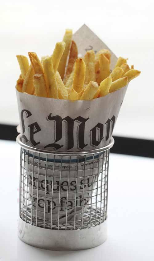 Personalised Chippy Canapes