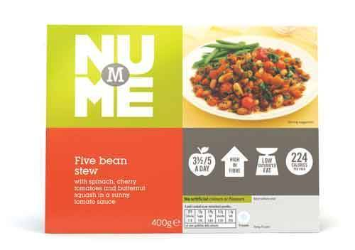 NUME Italian Style Five Beans