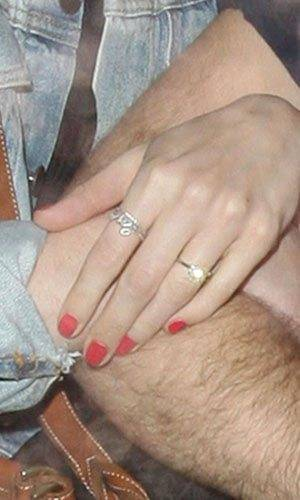 Keira Knightley's Engagement Ring