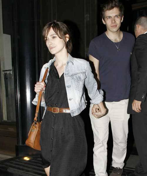 Keira Knightley Gets Engaged To James Righton
