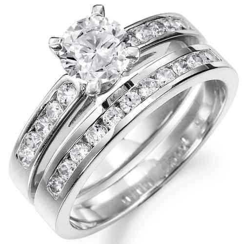 Enchanting Duo Ring Set