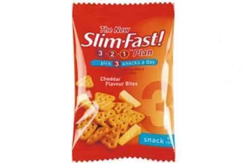 Slim Fast 95 Calorie Snack
