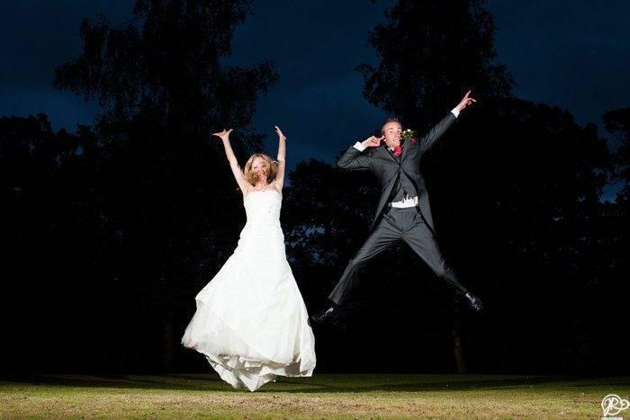 Outdoor Weddings: Vintage Affair In an English Garden 1