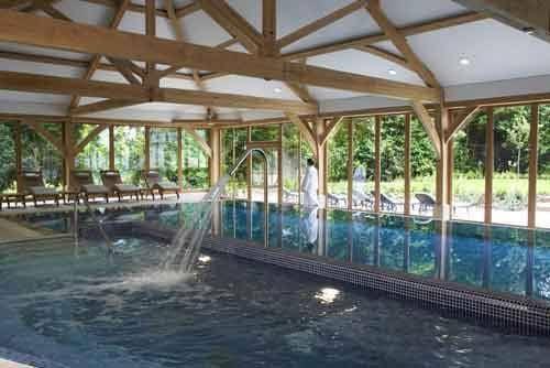 18 Meter Infinity Swimming Pool