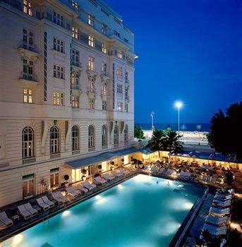 Rio de Janeiro, Copacabana Palace's Hotel