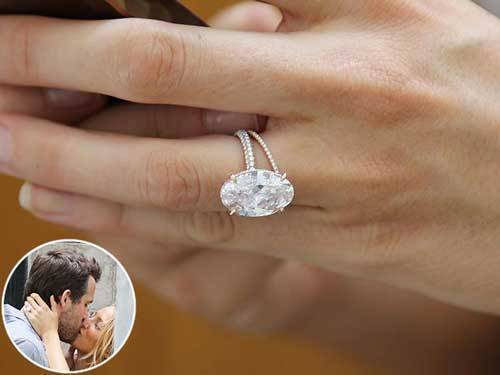 Blake Lively's Engagement Ring!