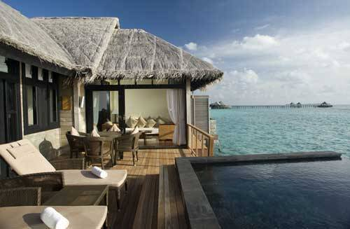 The Beach House at Iruveli Maldives