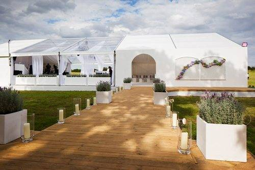 Luxury Wedding Marquees