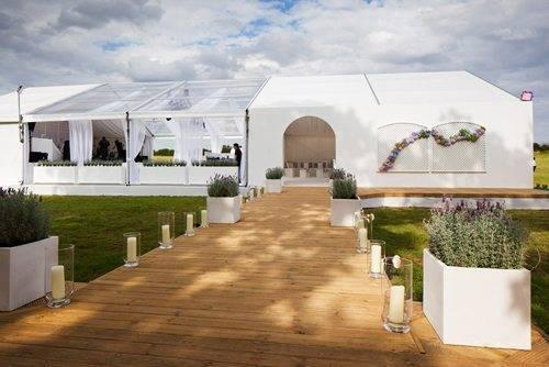 Luxury Wedding Marquees