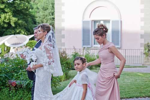 Luxury Italian Wedding Planners