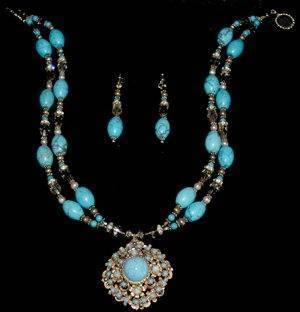 Tantalizing Turquoise