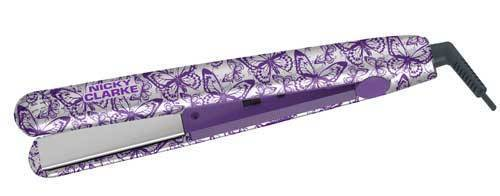 Nicky Clarke Butterfly Hair Straightner