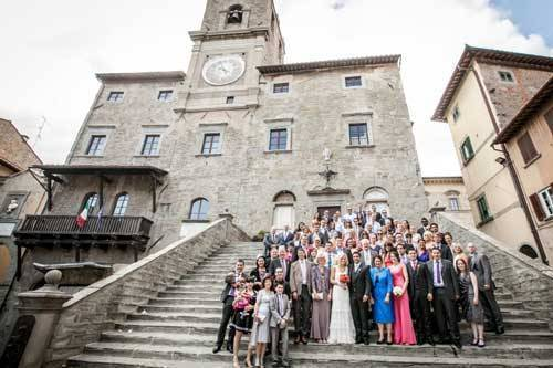 A Real Vintage Eco-Friendly Wedding In Italy 2