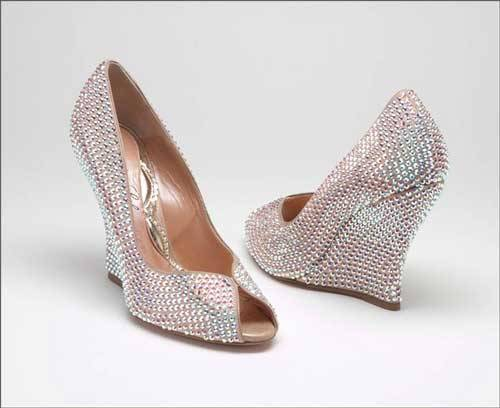 Aruna Seth Wedding Shoes