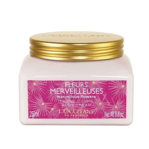 Marvellous Flowers Body Cream