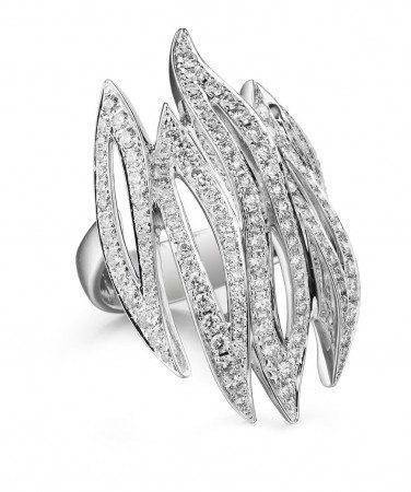 diamond fire ring, iGregori, £4,750