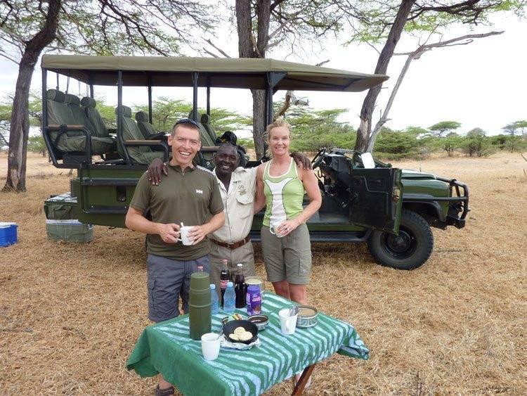 Safari Honeymoon Tanzania