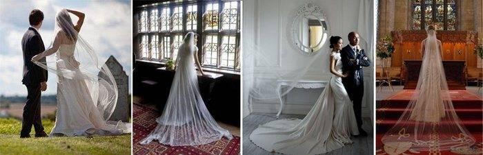 wedding vails