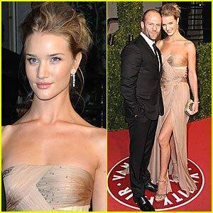 Rosie Huntington-Whitely & Jason Statham
