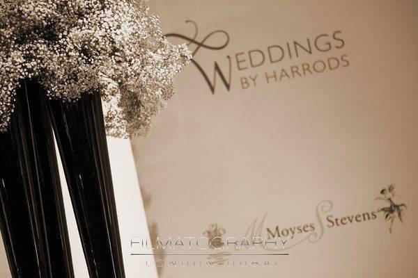 Weddings By Harrods