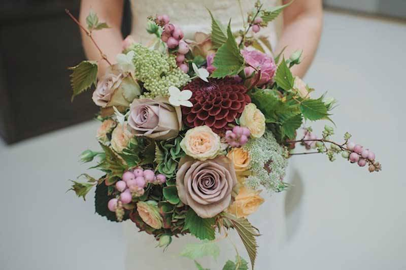 Must See Wedding Floral Trends For 2013