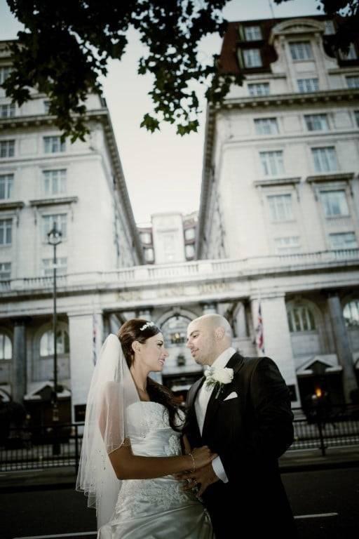 A Glamorous Wedding At The Sheraton Park Lane, London