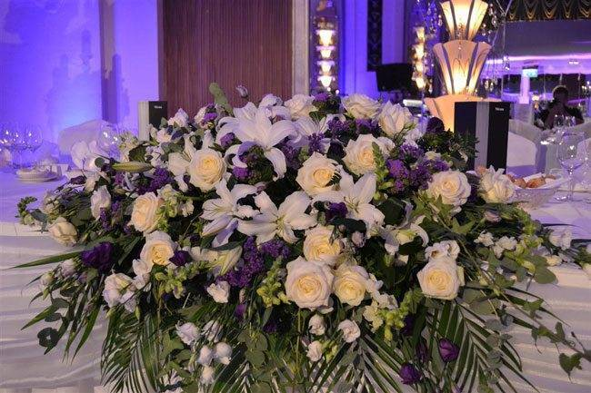 Weddings At Park Lane - Flowers