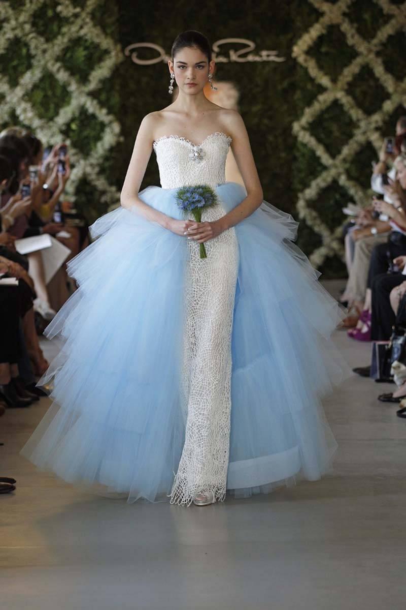 Oscar de la Renta Bridal Collection 2013