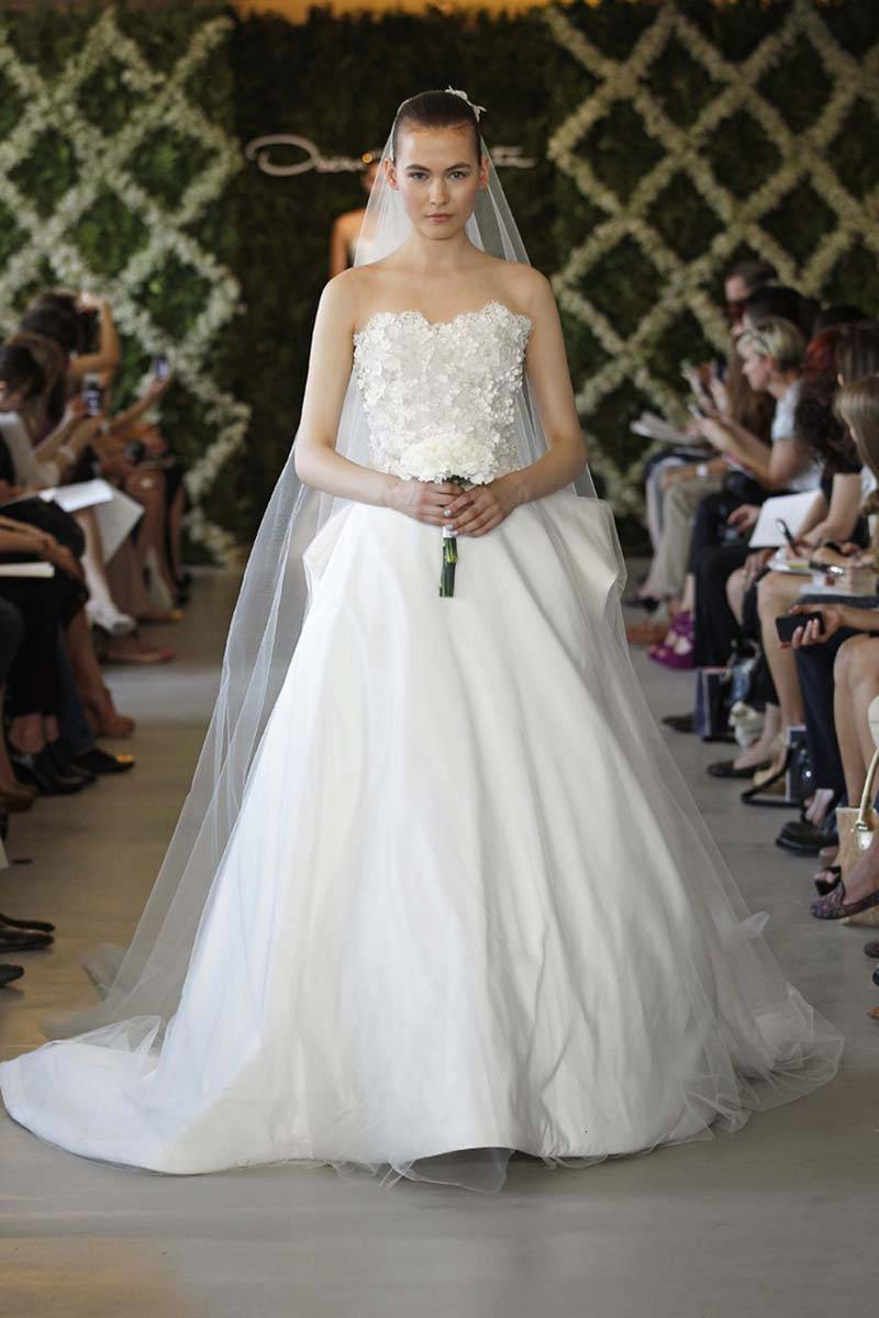 Oscar de la Renta Bridal Collection 2013
