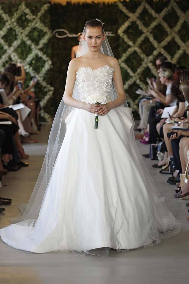 51a72c23 ebbb 4be4 bba5 4c7dbac29578 - Oscar De La Renta 2013 Bridal Collection