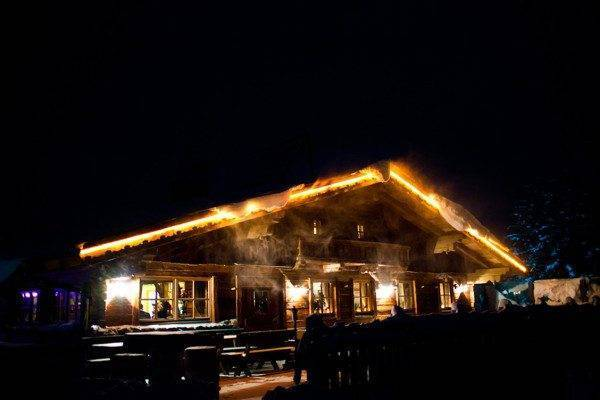 Luxury Cabin Austria