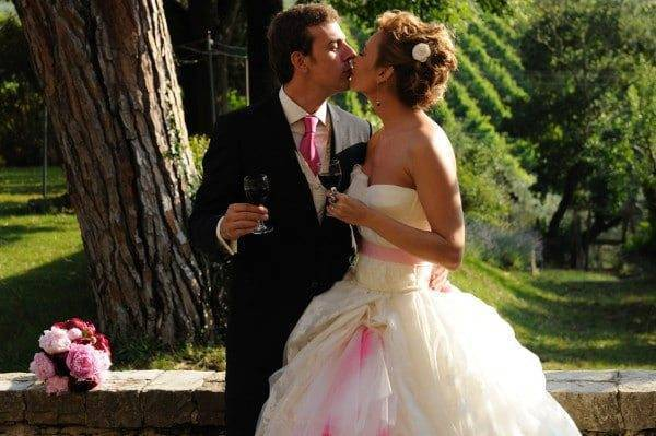 Tuscan Fairy Tale Wedding