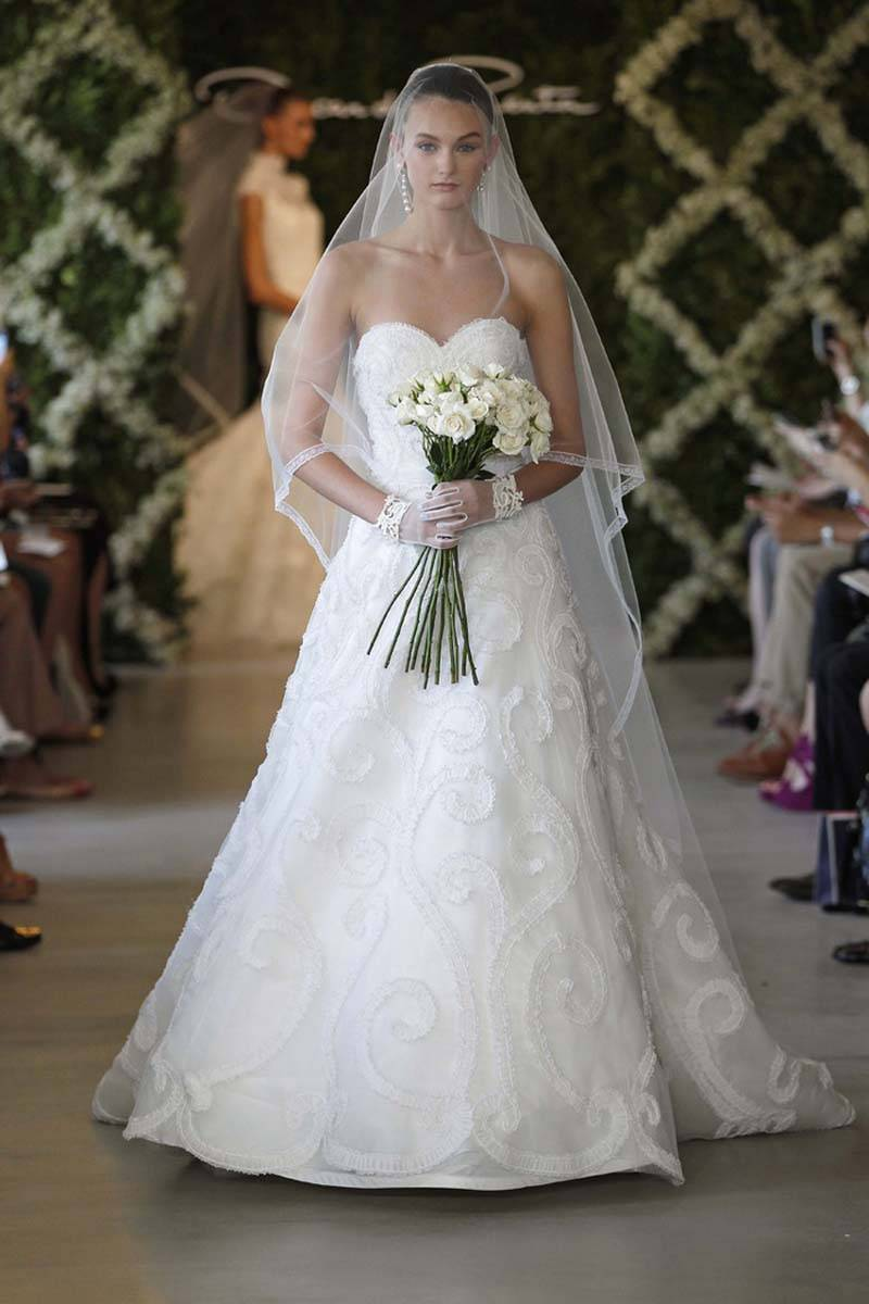 b4cd5f25 8aa9 4aaa 9285 7f6a3b79f7f6 - Oscar De La Renta 2013 Bridal Collection