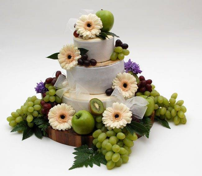 Yorkshire Dales Cheese Co - Cheese Wedding Cakes