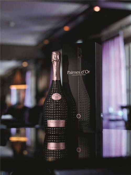 Palmes d'or Vintage Champagne